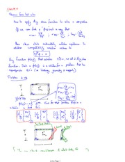 Class 10 Notes problems and solutions