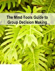 Group Decision Making Guide