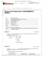 Review_Test_Submission_ ASSIGNMENT2-WIN210 – WIN210SAB.