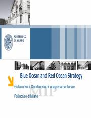 15. Blue Ocean and Read Ocean Strategy.pdf