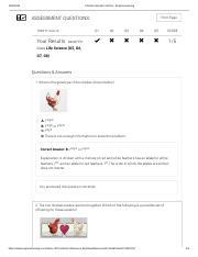 Chicken Genetics Gizmo - ExploreLearning.pdf - ASSESSMENT ...