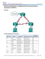 5.1.5.8-Lab-Configuring-OSPFv2-Advanced-Features