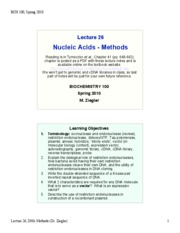 Lecture26NucleicAcidsMethods