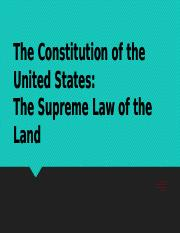The Constitution of the United States.pptx