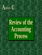 Review of the Accounting Process.ppt