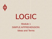 LOGIC_Module1_ideas_and_terms