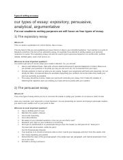 Types of writing an eassay.docx
