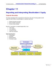 Chapter 11 Synchrosummary 3e