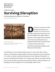 Surviving Disruption.pdf