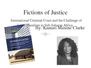 Fictions of Justice Presentation