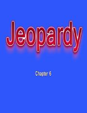 chapter 6 jeopardy.ppt
