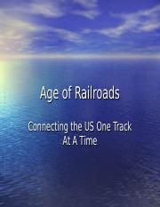 Age of Railroads.ppt