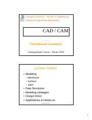 CAD-CAM Lecture 2-VariationalGeometry (2slides).pdf