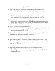 Questions For Review Ch.18.docx
