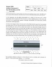 PHYS 2020 : General Physics 2 (Electricity, Magnetism ...