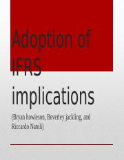 Adoption of IFRS implications.pptx