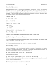 Computer Science 61A - Fall 1994 - Harvey - Midterm 1