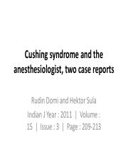 CS 2 Cushing syndrome and adrenal hyperplasia.pdf