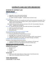 Contracts Outline Frame.docx