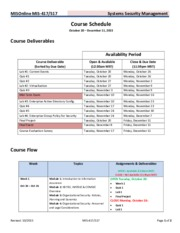 MIS 417 and 517 Course Schedule.pdf
