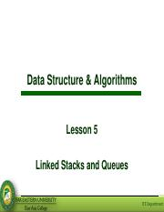 Lesson 5 - Linked Stacks and Queues.pdf