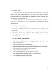 Quiz Bhs Indo Docx No Absen Kuis I Pertama Nama Putri Eka Wijayanti Nim 3360181350076 Mata Kuliah Bahasa Indonesia Dosen Pengampu Ibu Dra Hj Eryati Course Hero