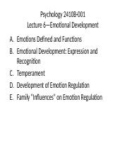 Lecture 6 2019 Emotional Development.pptx