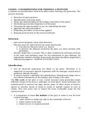 kst 309 pesticide formulation, use and safety - 2015 batch 3
