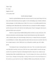 restaurant evaluation essay yancy lopez d crouse english  6 pages final revision of research paper