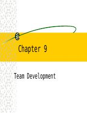 SMG-201 POWERPOINT LECTURE CHAPTER 9 F 16