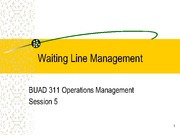 311_session_5_waiting_line_management