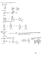 Lectures 9/10 - Aldehydes and Ketones