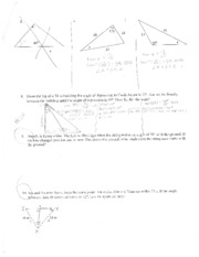 Math 10C Trignonometry Assignment Pg.10