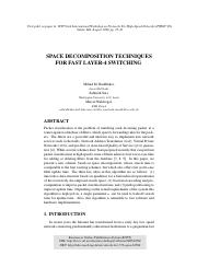 space_decomposition_techniques_for_fast_layer