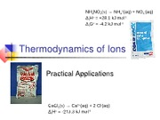 Lecture_2_Thermo of Ions1