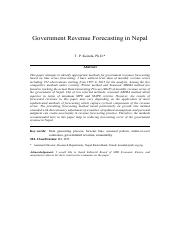 revenue forcaste.pdf
