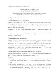 Higher Derivatives and Taylor_s Theorem I.pdf