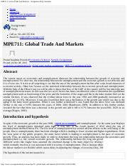 MPE711_ Global Trade And Markets - Assignment Help Australia.pdf