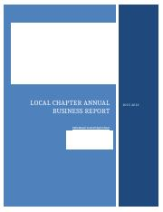 Local Chapter Annual Business Report.docx