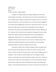 Fountain and Tomb Essay