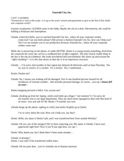 Being john malkovich identity essay