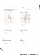 Calculus Lecture Notes MATH_250(4)