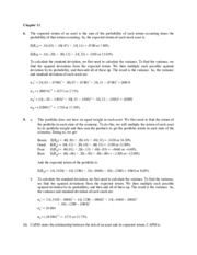Chapter 11 Solutions