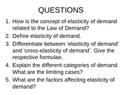 4. ELASTICITY OF DEMAND - 24AUG2012