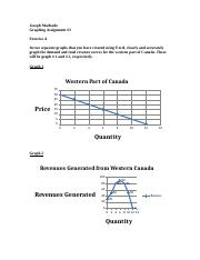 Graphing Assignment 3