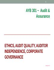 L3011503_2 Ethics, Audit Quality, Independence, Corporate Governance(1)