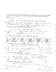 Chapter 3 Test Solutions (1)