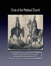 4-13-15 Crisis of the Medieval Church.pdf