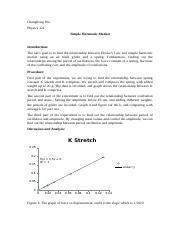Lab Report Simple Harmoic Motion.docx