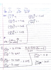 Managerial Finance Class Notes 4
